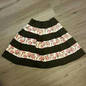 Mini Flirty Skirt